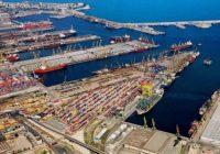 Portul Constanța va avea un nou cheu pentru navele petroliere