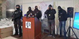 Încă 40 de kg de cocaină găsite pe Marea Neagră