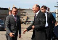 Cum complotează Traian Băsescu şi Gheorghe Bosânceanu să pună mâna pe contractul corvetelor multirol