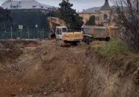 Procurorii au oprit lucrările la blocul de lângă Lupoaică