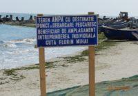 Pescăria nepotului vicepreşedintelui CJ Constanţa, obstacol pentru proiectul de lărgire a plajelor din Eforie Sud
