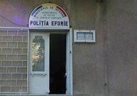 Descinderi ale procurorilor DNA şi DGA la sediul Poliţiei Eforie Nord