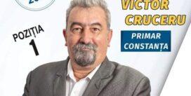 Candidatul ALDE la funcţia de primar al Constanţei, Victor Cruceru, promite vouchere pentru încălzire şi spaţii verzi